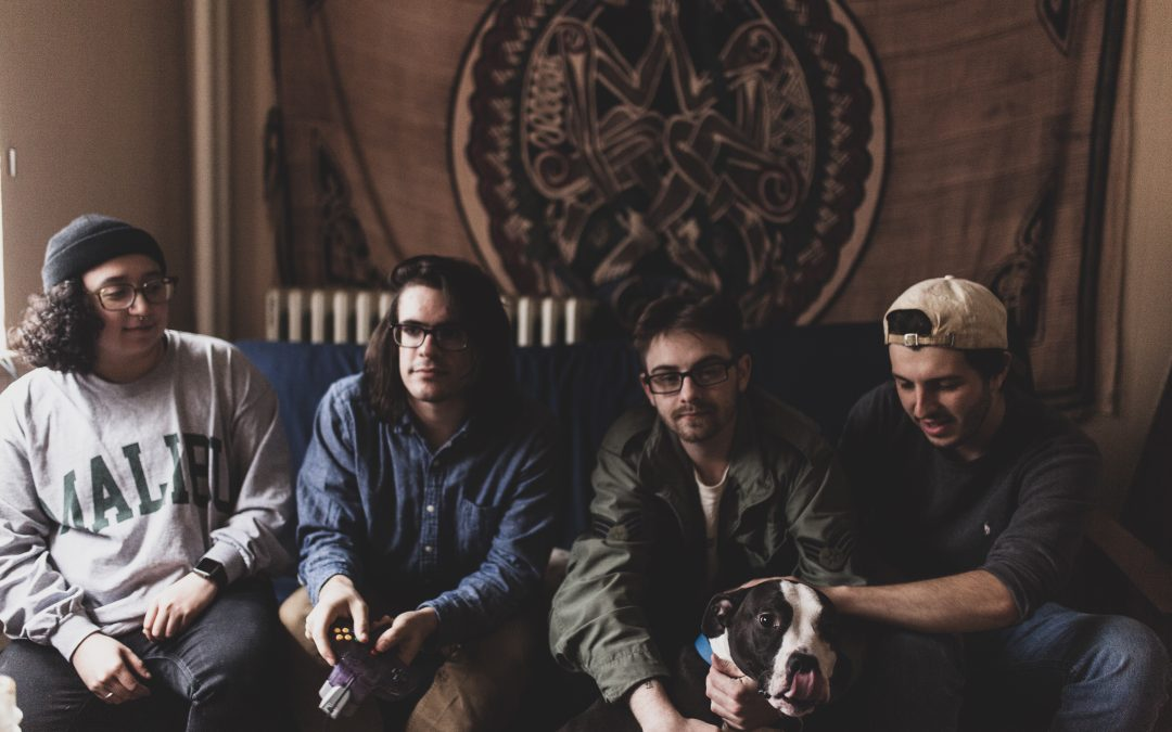 "PREMIERE: Luciano Ferrara & The Ensuing Disaster share ""Lavender & Honey"""
